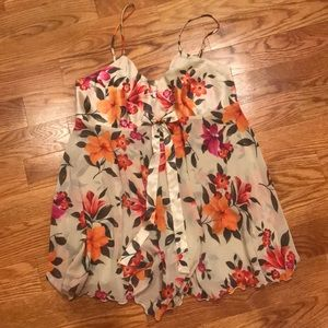 Victoria's Secret flowy nightdress